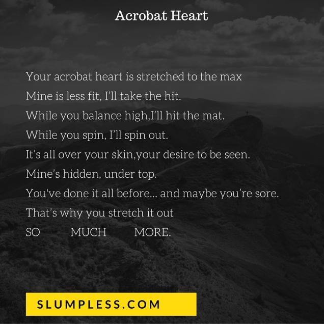 Acrobat Heart