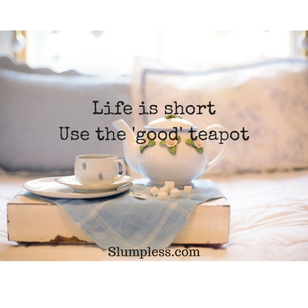 Life is short (1)